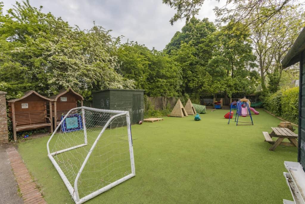 Playground - Lydiard Millicent Pre-School