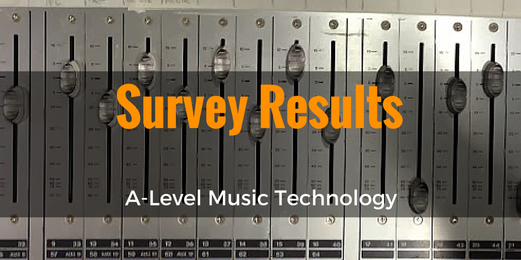 Your Suggestions for Music Technology