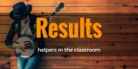 survey results - adult helpers in the music classroom - teacher and musician