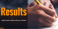 Results: Your exam boards