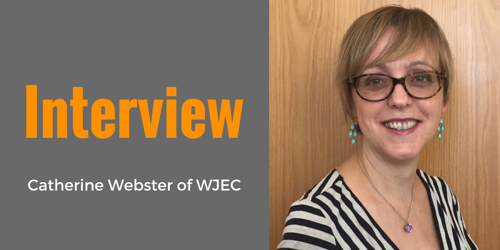 Interview: Catherine Webster of WJEC