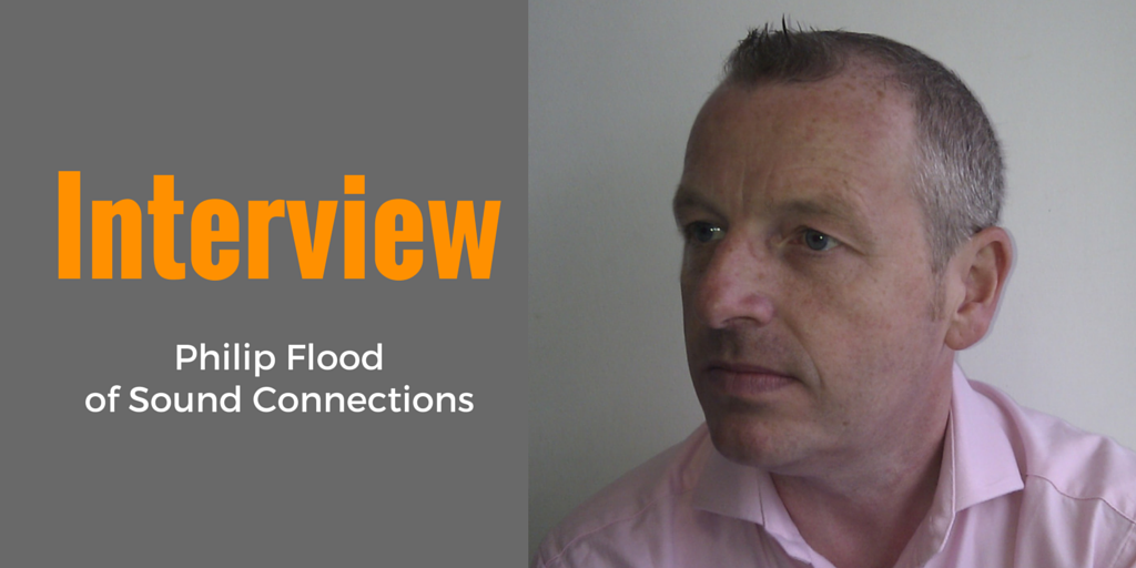 Interview: Philip Flood of Sound Connections