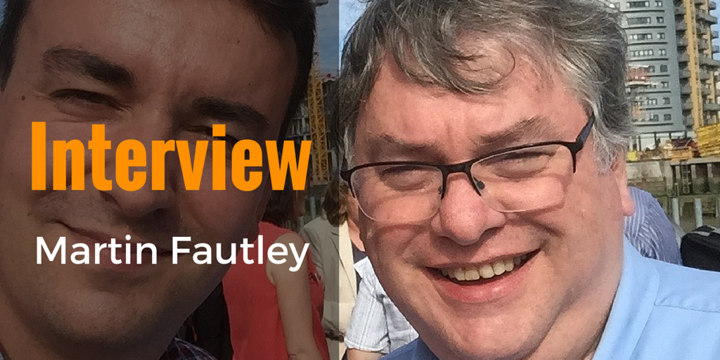 Interview: Martin Fautley