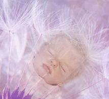 תינוק-אהבה עצמית