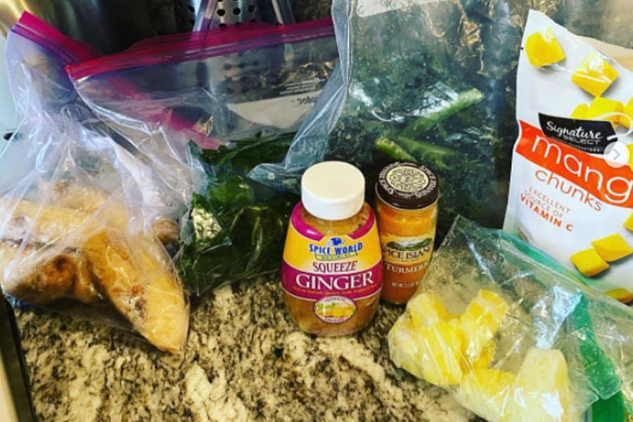 Recipe Feature: Antioxidant Smoothie