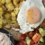 Kartoffelwürfel square