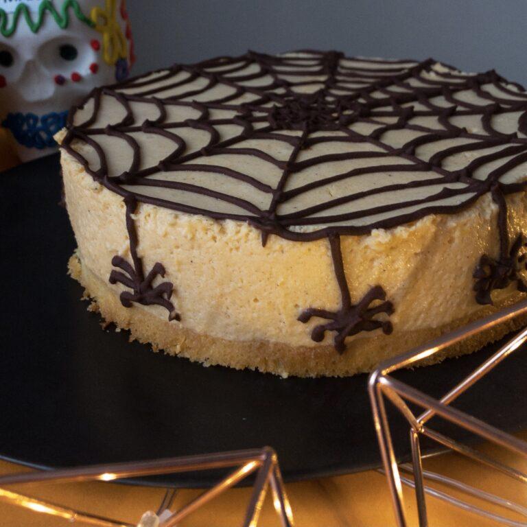 Kürbiscreme Torte