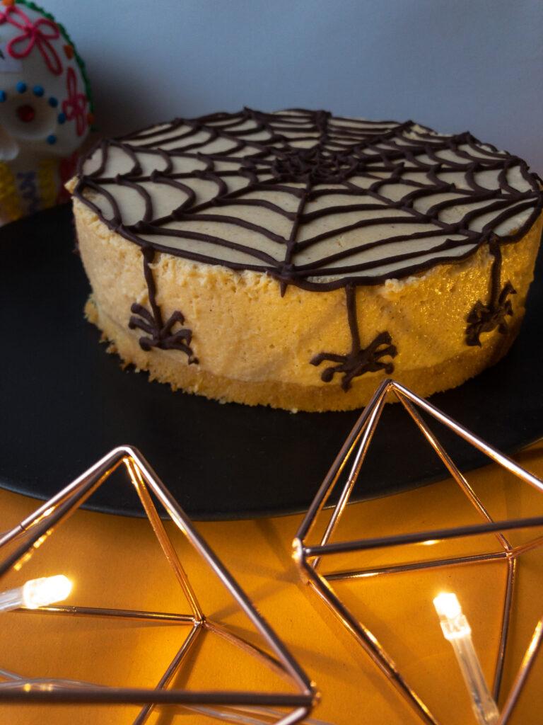 Kürbis Creme Torte