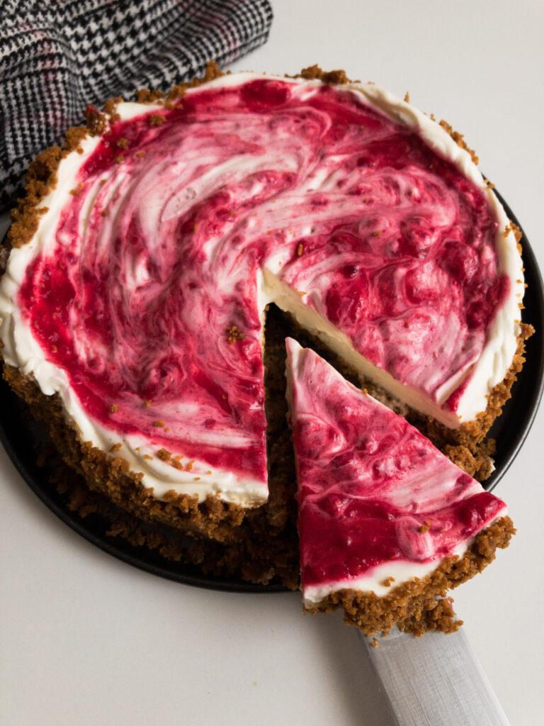 Cheesecake mit Spekulatius