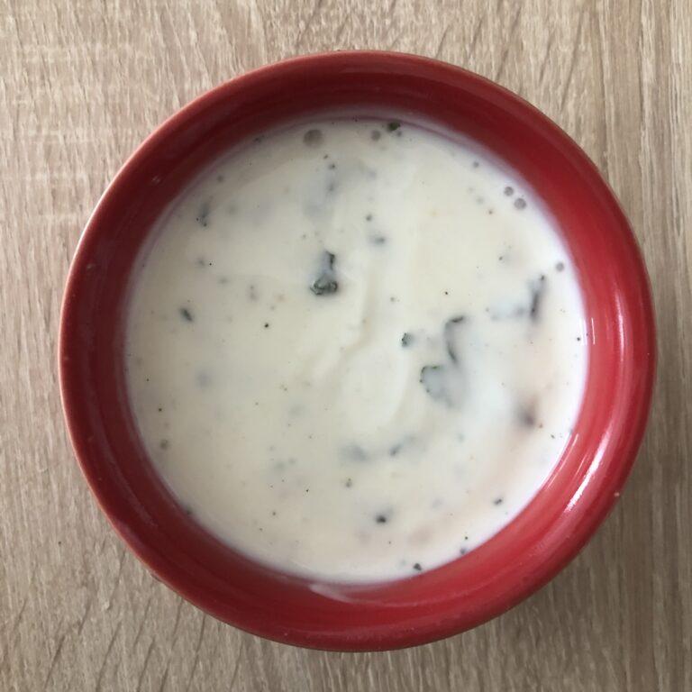 Joghurtsauce