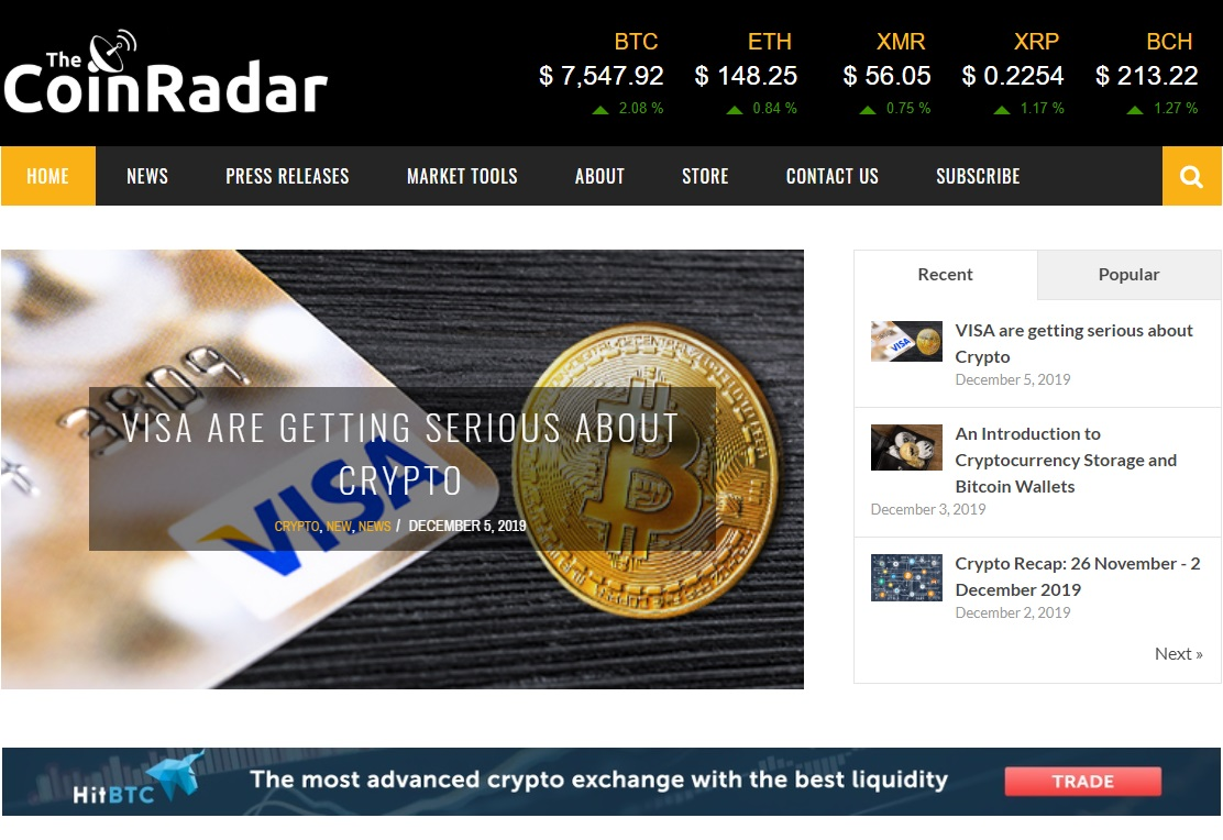 compound coin cryptocurrency website