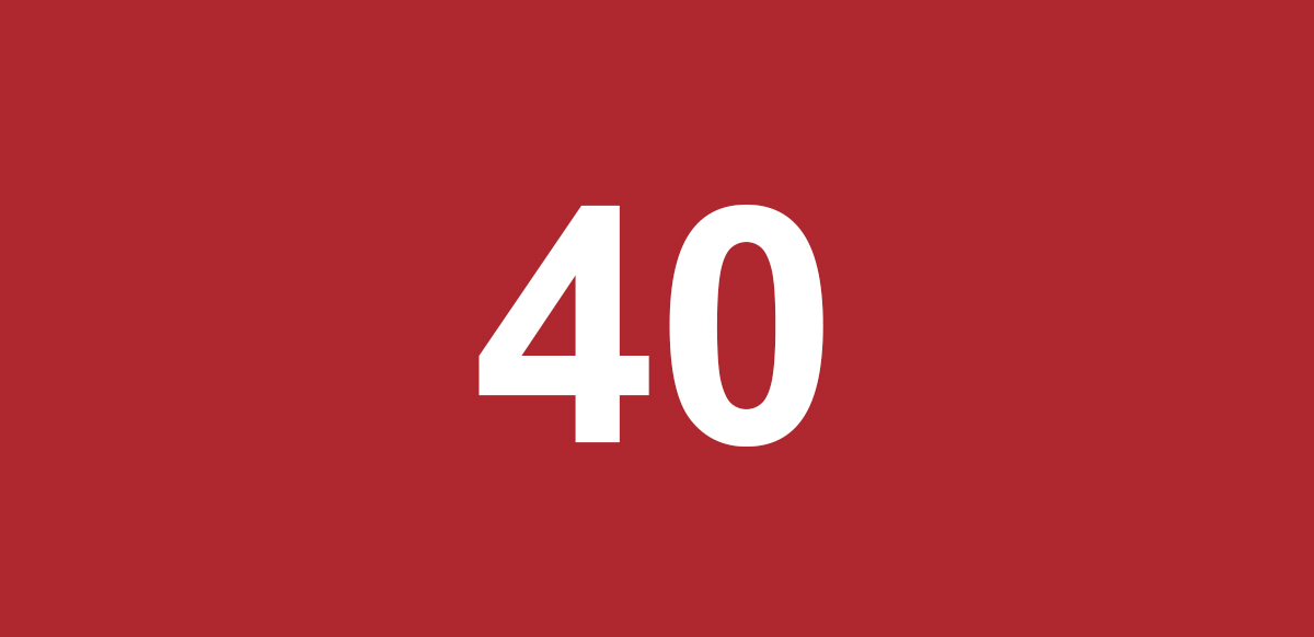40 Days English