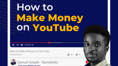 Photo of How to Make Money on YouTube