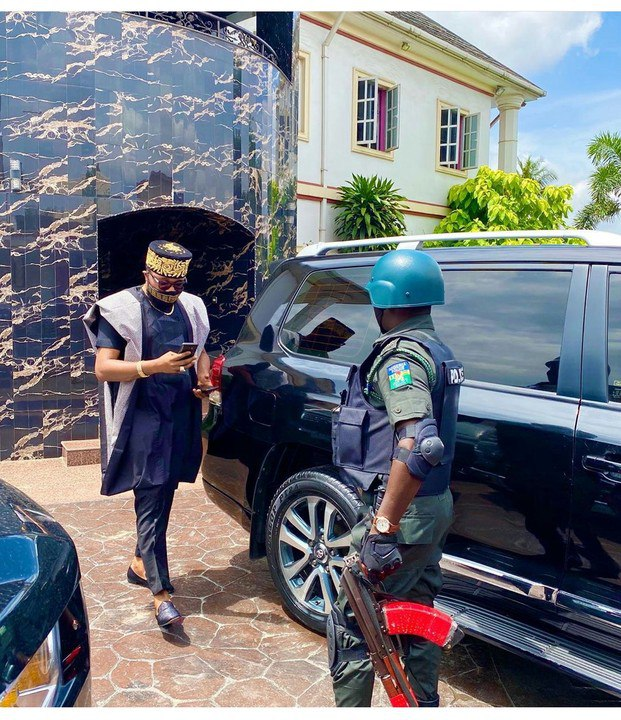 Lagos State Police Orders The Immediate withdrawal Of six policemen attached To E-Money
