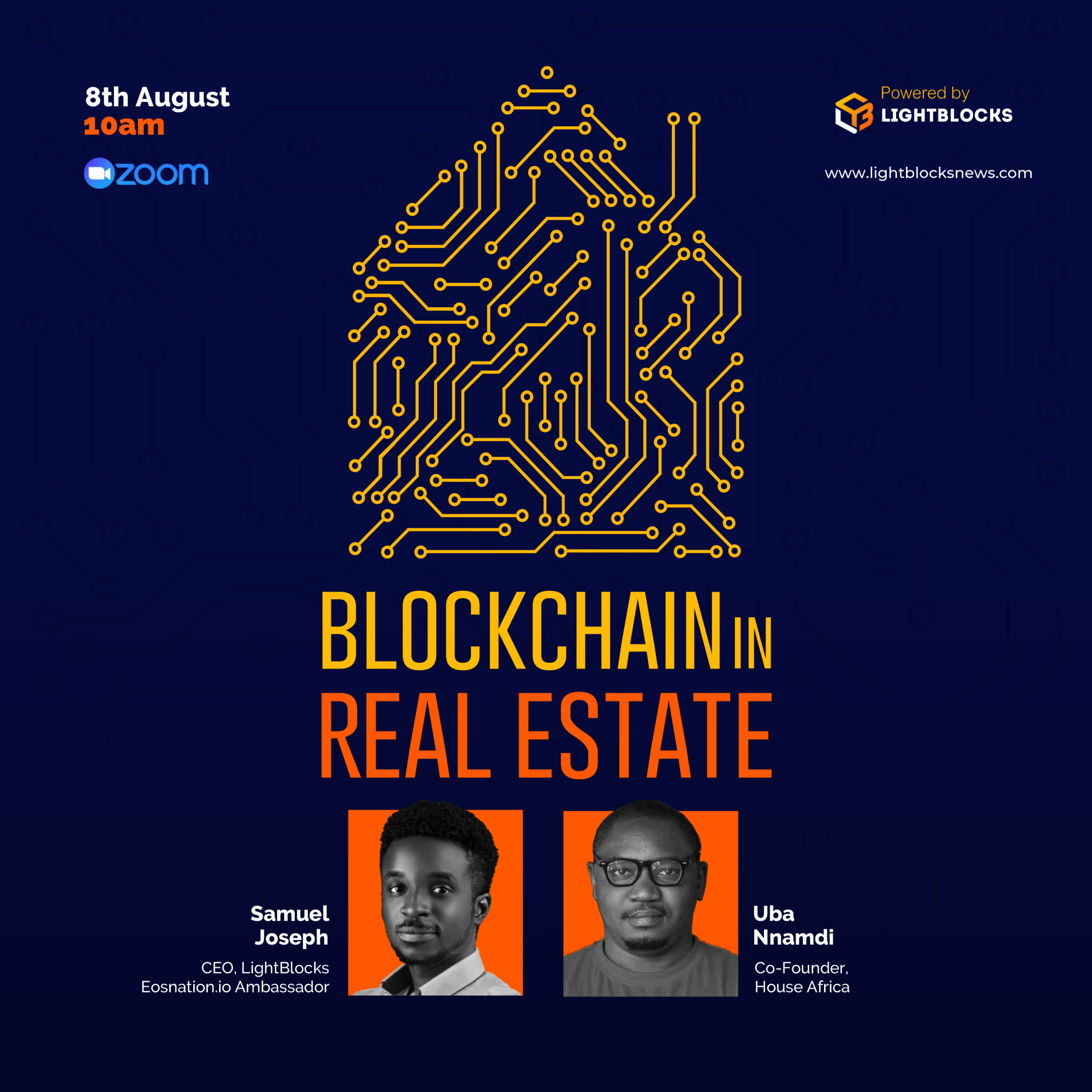 The Impact of Blockchain in Estate Industry