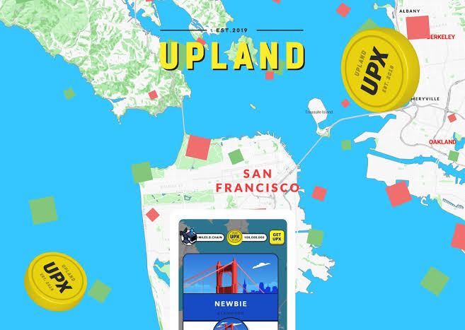 Upland: Top Blockchain Game expands to the big city