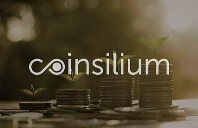 Coinsilium Begins Management of Crypto held in Treasury