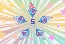 Photo of Ethereum's Journey So Far as It Turns 5