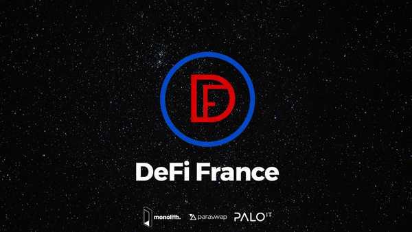 France: Aggregator of DEX ParaSwap raised $ 2.7 million