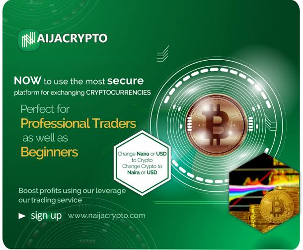 Top cryptocurrency exchanges in Nigeria