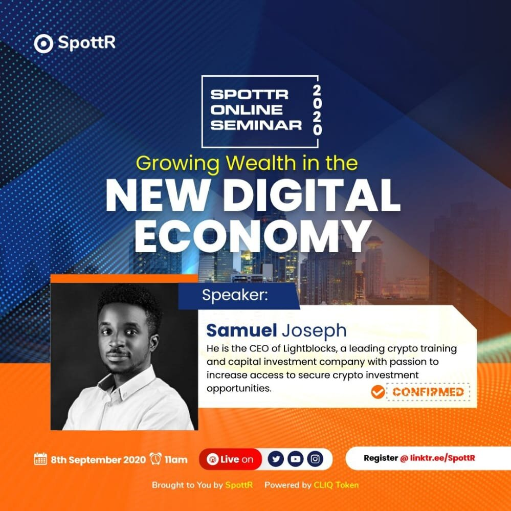 Growing Wealth in a Digital Economy with Samuel Joseph