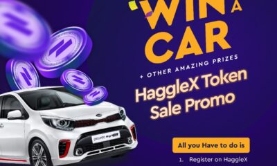How to Win a Brand New Kia Picanto on HaggleX Token Sales Promo