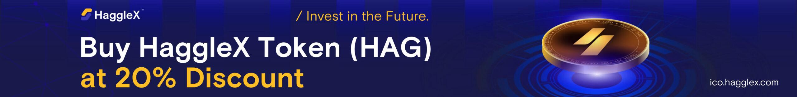 hagglex ico, bitcoin, ethereum, eos, usdt, blockchain