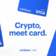 Coinbase Visa Card launches in the US with 4% Crypto Reward