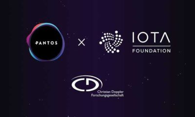 Christian Doppler Laboratory Joins IOTA as an Industrial Partner