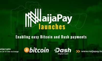 Nigerian Crypto Exchange Launches Naijapay to Support Bitcoin and Dash payments
