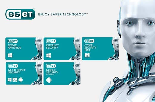 ESET launches new internet security products