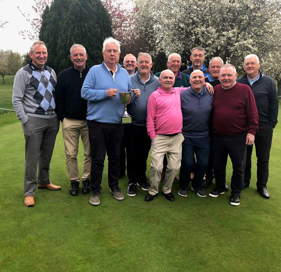 Harburn Golf Club members