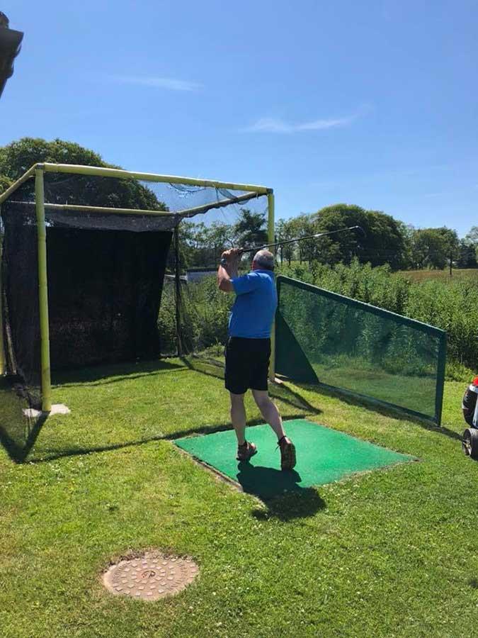 Harburn Golf Club Practice Area