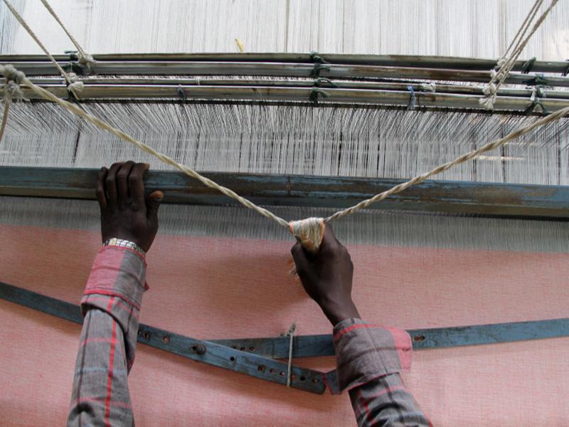 Our Mama Nuka Weavings