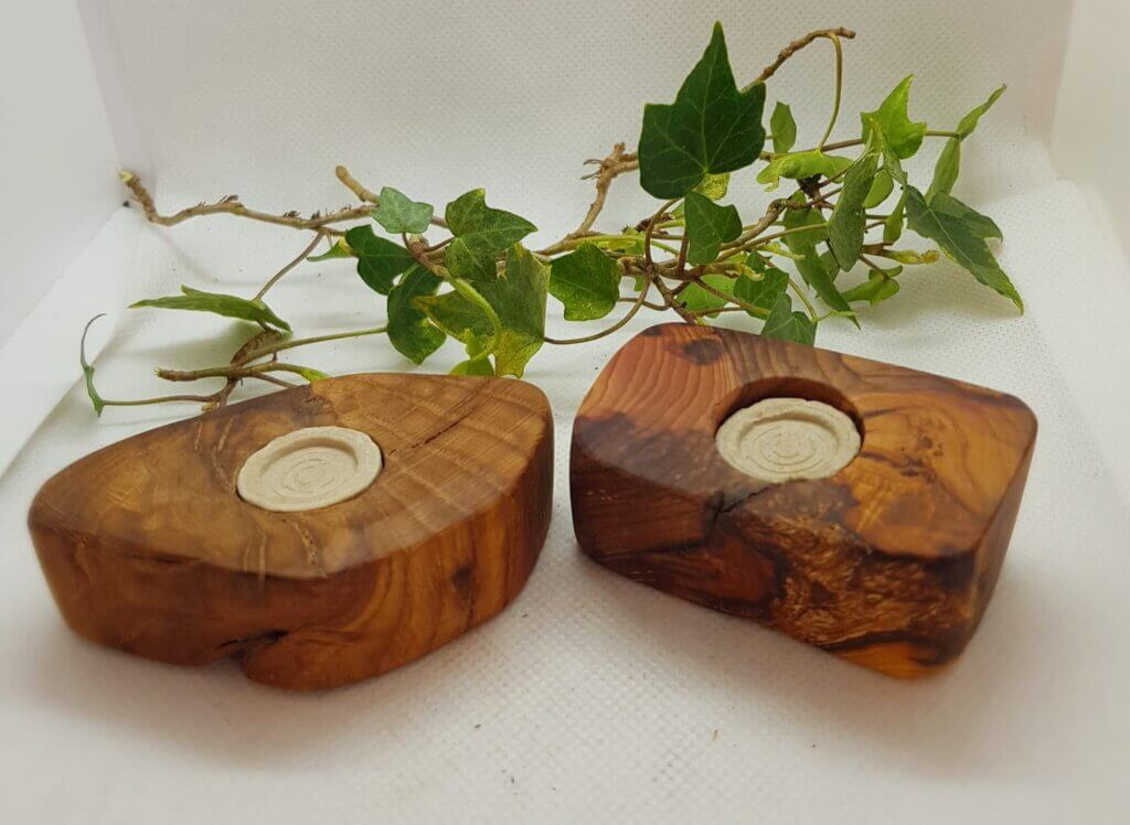 Incense cone holders