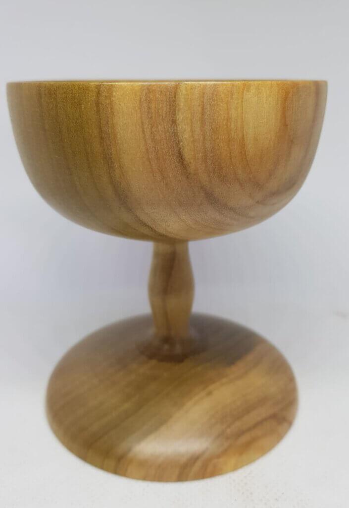 Tulipwood goblet