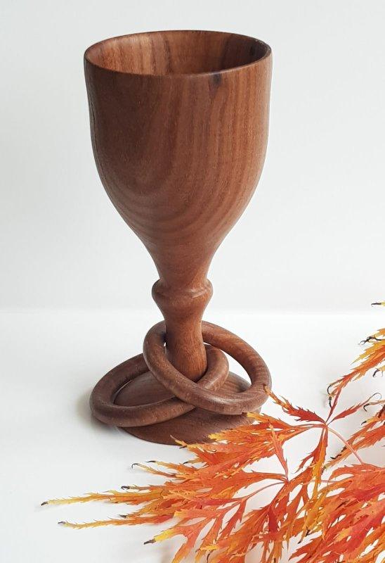 Elm Wedding Goblet