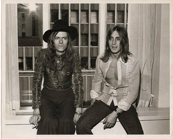 DB and Ronno at RCA