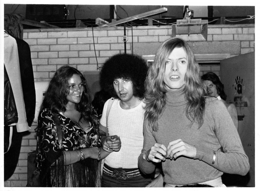 Dana, Defries, Bowie - Pork 1971