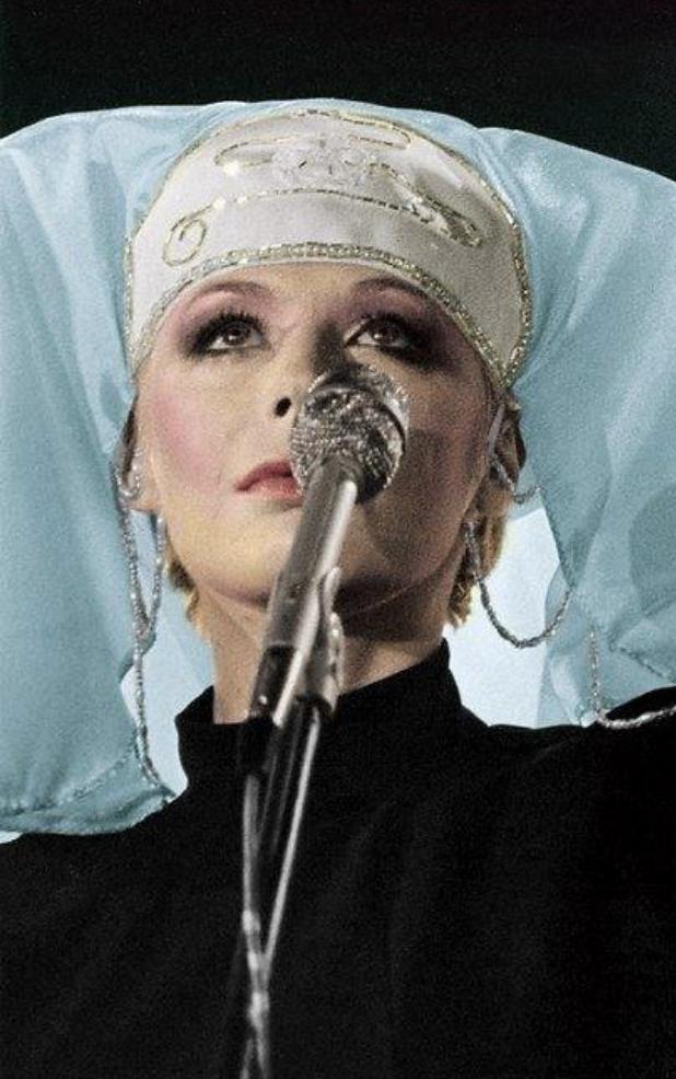 Marianne Faithfull 1980 Floorshow