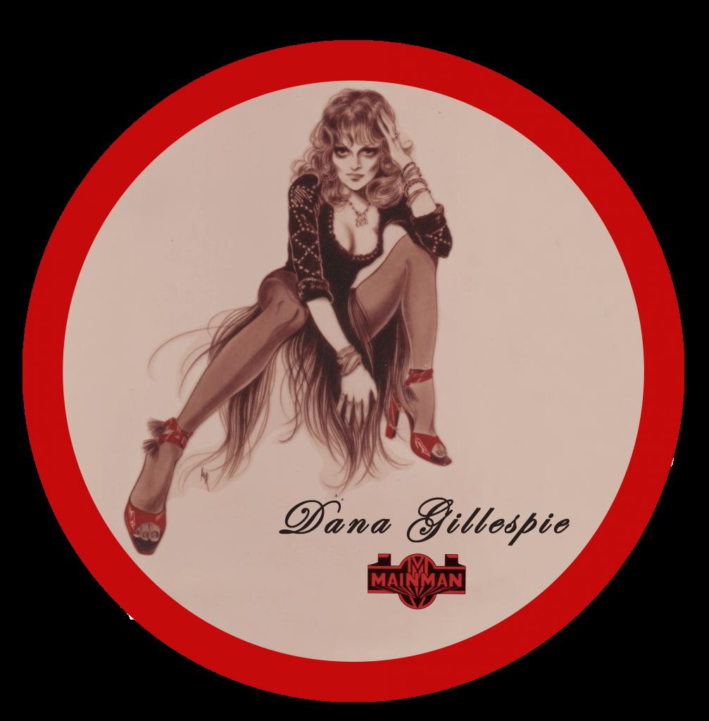 Dana sticker
