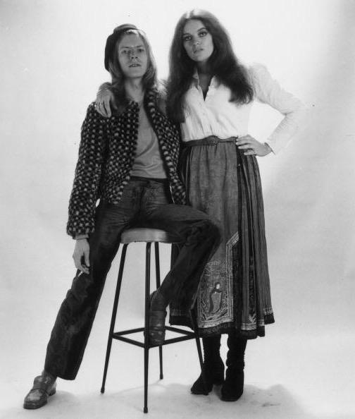 David and Dana 1971