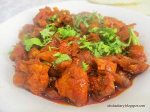 Instant Spicy Chicken gravy – சிக்கன் கிரேவி
