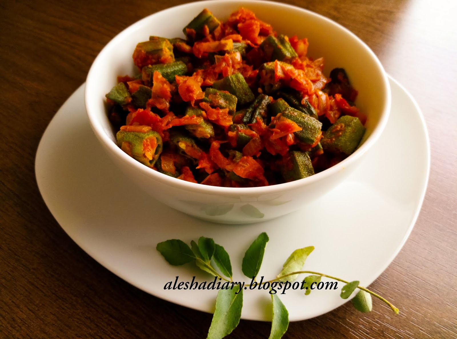 Bhindi(Lady's finger) masala – How to make simple lady's finger masala/Bhindi masala-பிண்டி மசாலா
