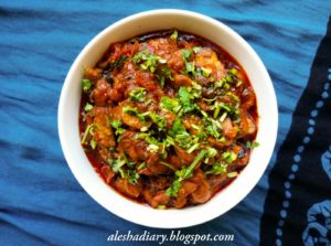 Chettinad mushroom masala – செட்டிநாட்டு காளான் மசாலா(Kalan masala) – How to make Chettinad mushroom masala