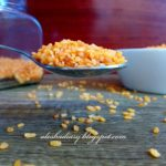 Snack of this week – Moong Dal namkeen -Moong dal fry