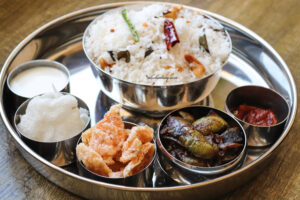 Coconut Rice – Thengai Sadam
