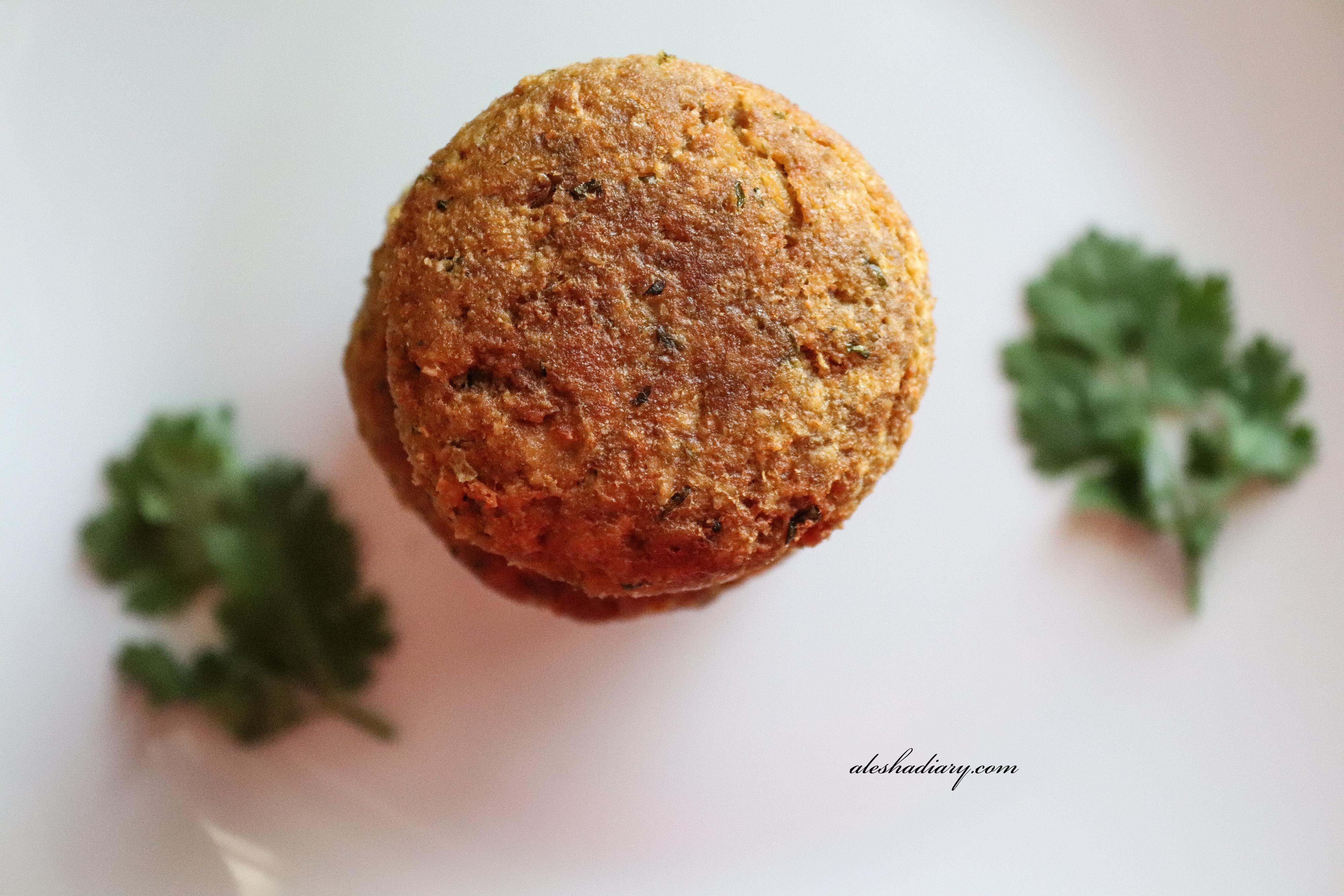 Yam kebab – Senaikizhangu kebab
