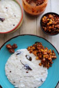 Thayir Sadam – Curd Rice – தயிர் சாதம்