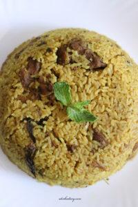 Dindigul Mutton Biryani – Mutton Dum Biryani – திண்டுக்கல் மட்டன் பிரியாணி